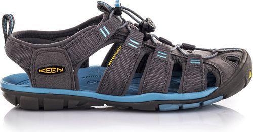 Keen Keen Sandały damskie Clearwater CNX Gargoyle/Norse Blue r. 37.5 (1008772)