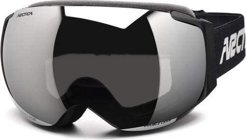 Arctica Gogle narciarskie G-101 czarne r. uniwersalny