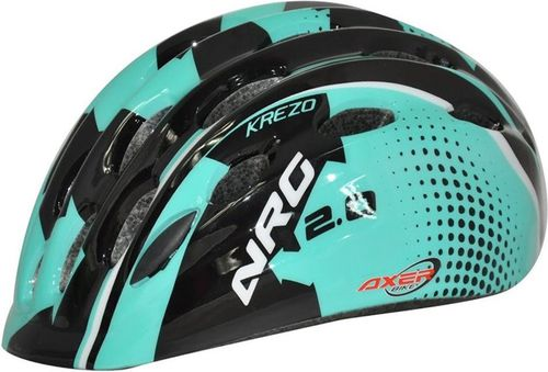 Axer Kask rowerowy Krezo Axer Blue roz. S (A1926)
