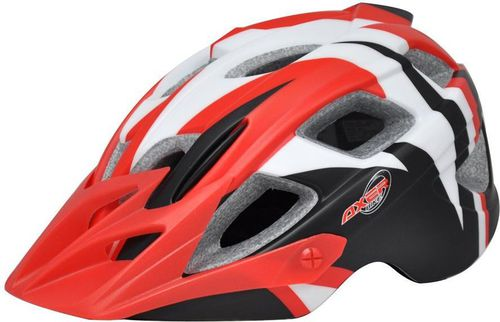 Axer Kask rowerowy Setto In-Mold Axer Red roz. S (A1878)