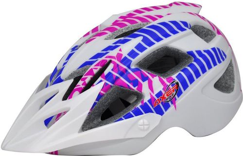 Axer Kask rowerowy Setto In-Mold Axer White Pink roz. S (A1890)