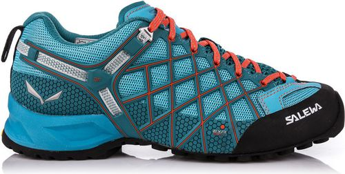 Salewa Buty damskie Wildfire Vent River Blue/Clementine r. 41 (63420-3336)