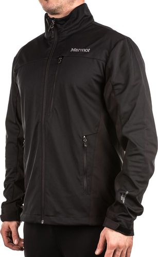 Marmot Kurtka męska softshell Windstopper Leadville Marmot Black roz. XL (81540001)