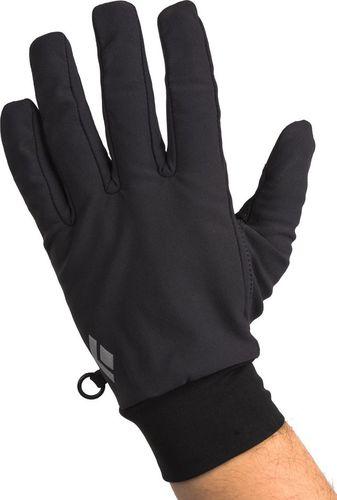 Black Diamond Rękawiczki Lightweight Softshell czarne r. L (BD801046)