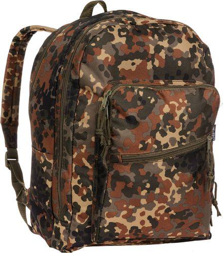 Mil-Tec Plecak sportowy Day Pack 25L Flectar brązowo-zielony (14003021)