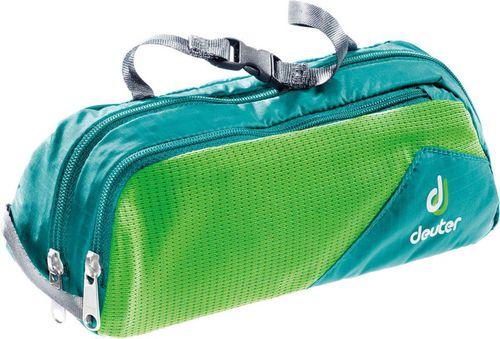 Deuter Kosmetyczka turystyczna Wash Bag Tour I Deuter Petrol/Spring roz. uniw (39482-3219)