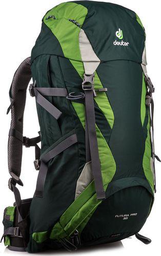 Deuter Plecak wspinaczkowy Futura Pro 36 Deuter Forest/Emerald roz. uniw (34274-2226)