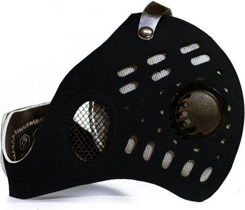 Maska antysmogowa DRAGON Sport Black S