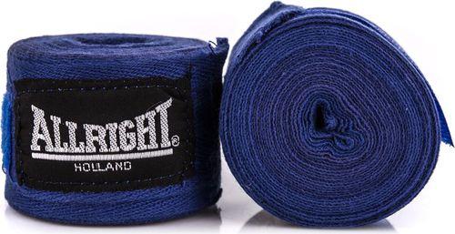 Allright Bandaż bokserski 4,2m Allright niebieski roz. uniw (990595)