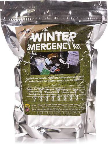 BCB Zestaw przetrwania Winter Emergency Kit BCB  roz. uniw (CK045)
