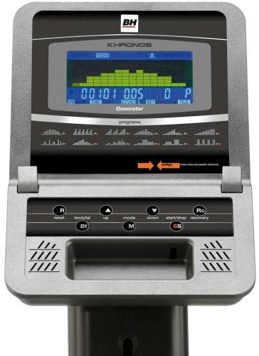BH Fitness Orbitrek trenażer eliptyczny elektromagnetyczny G260 Khronos Generator BH Fitness  roz. uniw (G260)