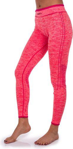 Craft Spodnie termoaktywne damskie Active Comfort Pants Baselayer różowe r. XS (1903715-B410)