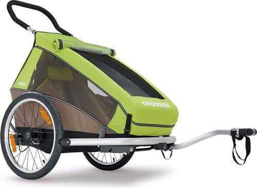 Croozer Przyczepka rowerowa - wózek dla dziecka 3w1 Kid 1 Croozer  roz. uniw (121000116)