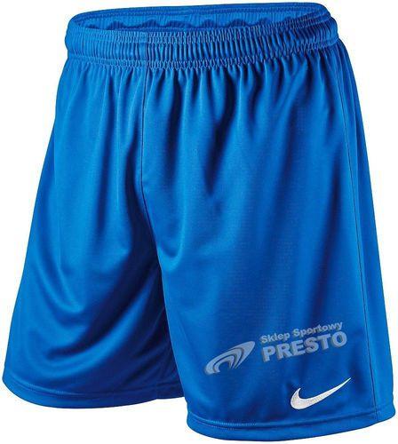 Nike Spodenki piłkarskie Park Knit niebieski r. XXL (448224463)