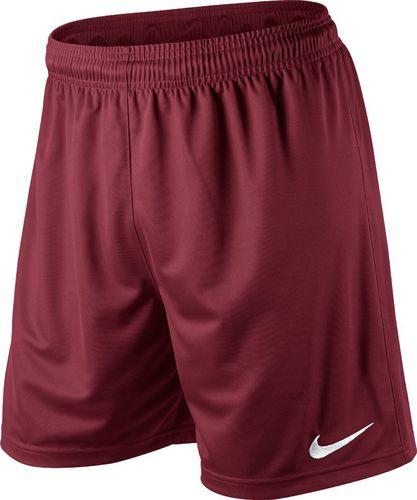 Nike Spodenki piłkarskie Park Knit bordowe r. XXL (448224677)