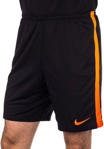 Nike Spodenki Squad Long Knit Nike czarno-pomarańczowy roz. M (619225013)