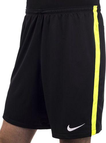 Nike Spodenki piłkarskie Squad Long Knit czarno-żółte r. XXL (6192250-11)