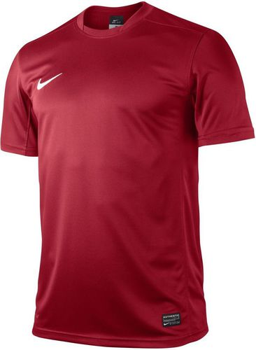 Nike Koszulka Park V Boys czerwona r. XS (448254-657)