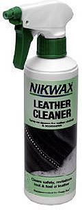 Nikwax Środek czyszczący do skóry Leather Cleaner Spray-On  roz. uniw (481004)