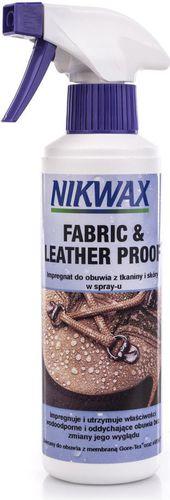 Nikwax Impregnat do obuwia ze skóry i tkaniny Spray On-atomizer 300 ml (NI-01)