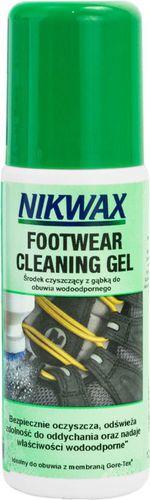Nikwax Żel czyszczący do wodoodpornego obuwia sportowego i turystycznego Footwear Cleaning Gel Nikwax  roz. uniw (821008)
