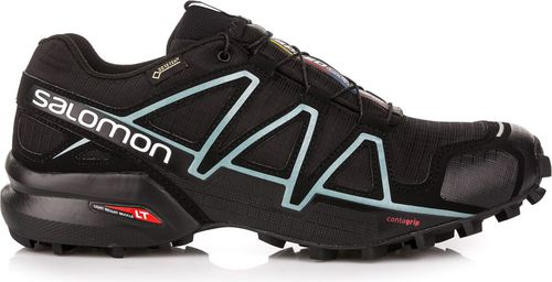 Salomon Buty damskie Speedcross 4 GTX W Black/Black r. 38 2/3 (383187)