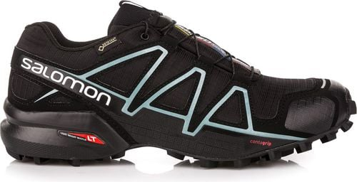 Salomon Buty damskie Speedcross 4 GTX W Black/Black r. 40 2/3 (383187)