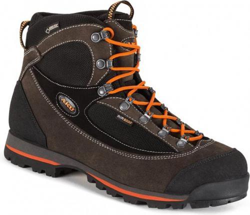 Aku Buty trekkingowe męskie Trekker Lite II GTX Antracite Arancio r. 46.5
