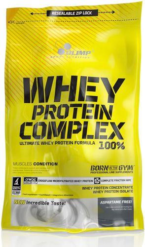 OLIMP Odżywka białkowa Whey Protein Complex 100% 700g pomarańcza/marakuja Olimp pomarańcza/marakuja roz. uniw (048715)