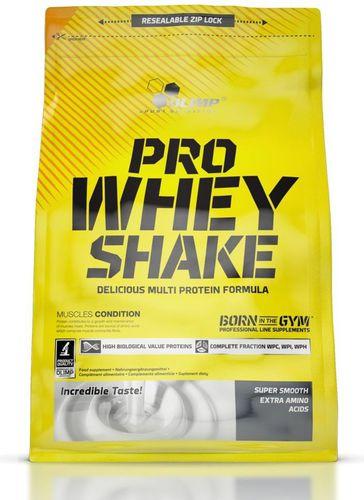 OLIMP Odżywka białkowa Pro Whey Shake 700g truskawka Olimp truskawkowy roz. uniw