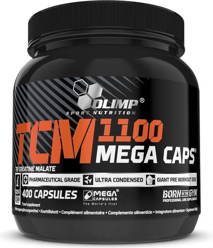 OLIMP TCM 1100mg Mega Caps 400 Olimp  roz. uniw