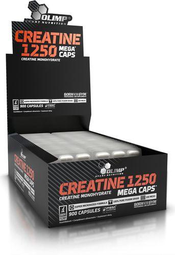 OLIMP Kreatyna Creatine 1250mg 120 Mega Caps Olimp  roz. uniw