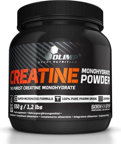 OLIMP Creatine Monohydrate Powder 550g Olimp  roz. uniw