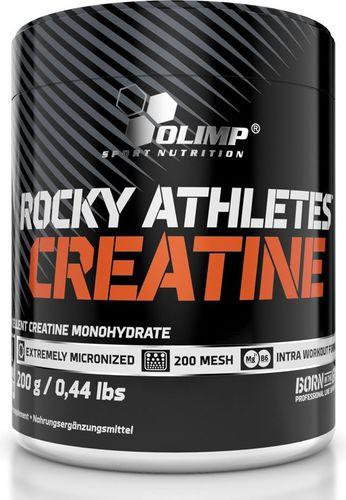 OLIMP Rocky Athletes Creatine 200g Olimp  roz. uniw