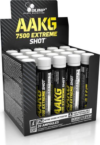 OLIMP AAKG 7500mg Extreme Shot 25ml Olimp  roz. uniw