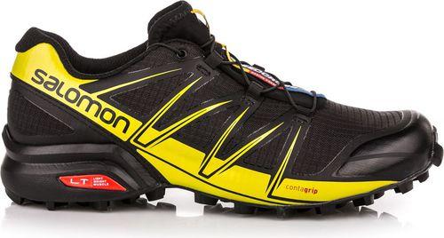 Salomon Buty męskie Speedcross Pro Black/Black/Corona Yellow r. 46 2/3 (383122)