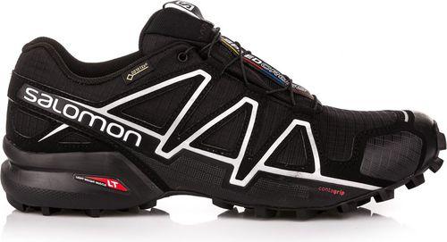 Salomon Buty męskie Speedcross 4 GTX Black/Black r. 43 1/3 (383181)