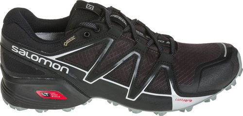 Salomon Buty męskie Speedcross Vario 2 GTX Phantom/Black/Monument r. 45 1/3 (398468)
