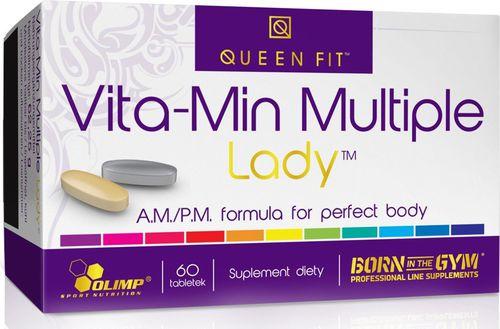 OLIMP Vita-Min Multiple Lady 60 Olimp  roz. uniw