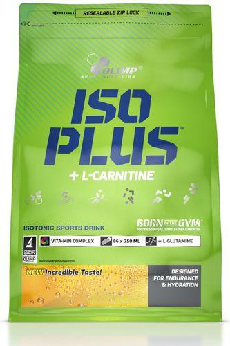 OLIMP ISO Plus Isotonic Sport Drink 1400g + 105g gratis tropic Olimp tropic blue roz. uniw (037924)