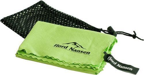 Fjord Nansen Ręcznik szybkoschnący Tramp M Herbal Green 90x40cm