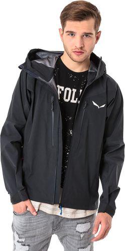 Salewa Kurtka męska Ortles 2 GTX Pro Jacket czarna r. M (253870910)