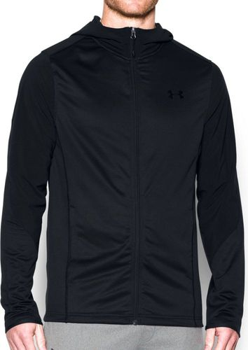 Under Armour Bluza męska Grid Fitted Hoodie Black r. XL (1282240-001)