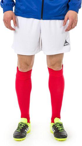Select Getry piłkarskie Football Socks Select Red r. 37-42