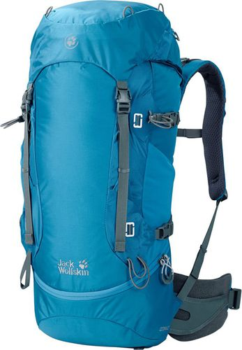 Jack Wolfskin Plecak wspinaczkowy EDS Dynamic Pack 38 Jack Wolfskin Dark Turquoise roz. uniw (2003821-1077)