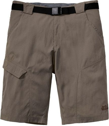 Jack Wolfskin Spodenki męskie Hoggar Shorts Men brązowe  r. S  (1501651-51160)