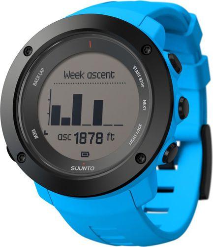 Suunto Zegarek sportowy GPS Ambit3 Vertical Suunto Blue roz. uniw (SS021969000)