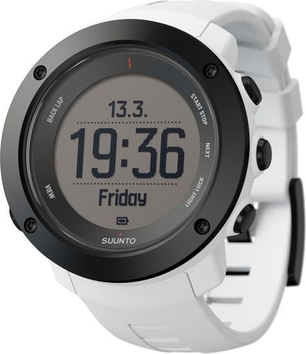 Suunto Zegarek sportowy GPS Ambit3 Vertical Suunto White roz. uniw (SS021967000)