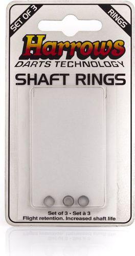 Harrows Pierścienie Shaft Rings do rzutek dart 3szt. Harrows  roz. uniw (001194)