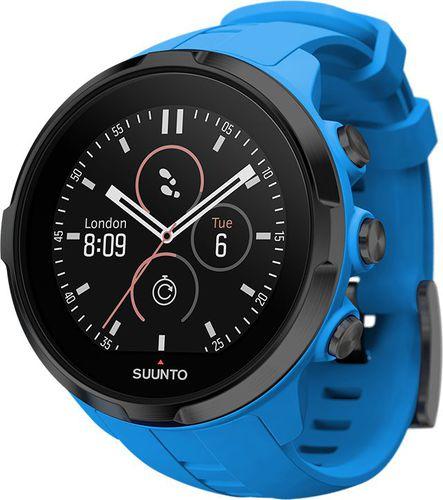 Suunto Zegarek sportowy GPS Spartan Sport Wrist HR Suunto Blue roz. uniw (SS022663000)